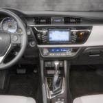 Toyota Altis 2020 Interior