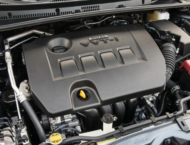 Toyota Auris 2020 Engine
