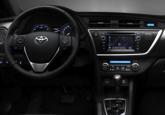 Toyota Auris 2020 Interior