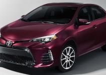 Toyota Avensis 2020