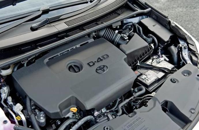 Toyota Avensis 2020 Engine