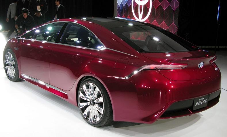 Toyota Avensis 2020 Exterior