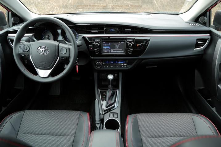 Toyota Avensis 2020 Interior