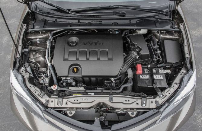 Toyota Corolla 2021 Engine