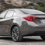 Toyota Corolla 2021 Exterior