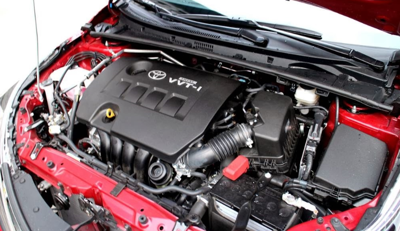 Toyota Corolla 2022 Engine
