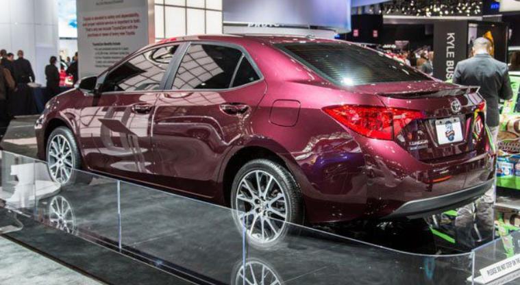 Toyota Corolla 2022 Exterior