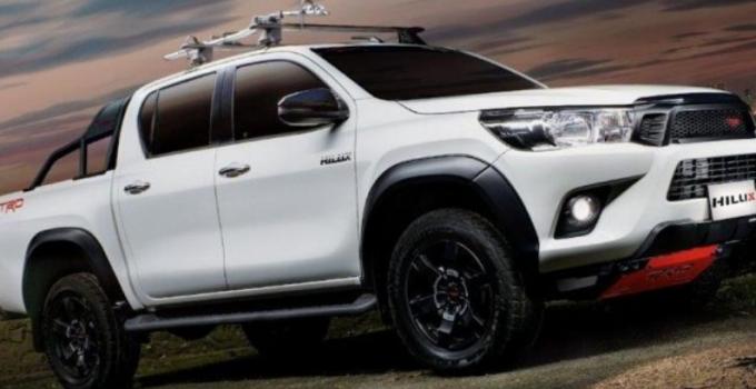 Toyota Hilux 2022 Exterior