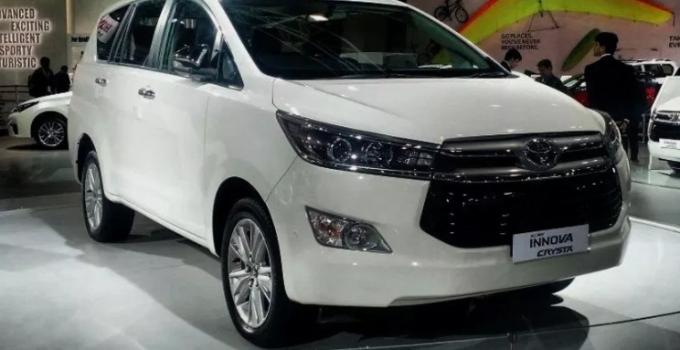 Toyota Innova 2020