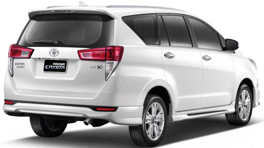 Toyota Innova 2020 Exterior