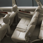 Toyota Innova 2020 Interior
