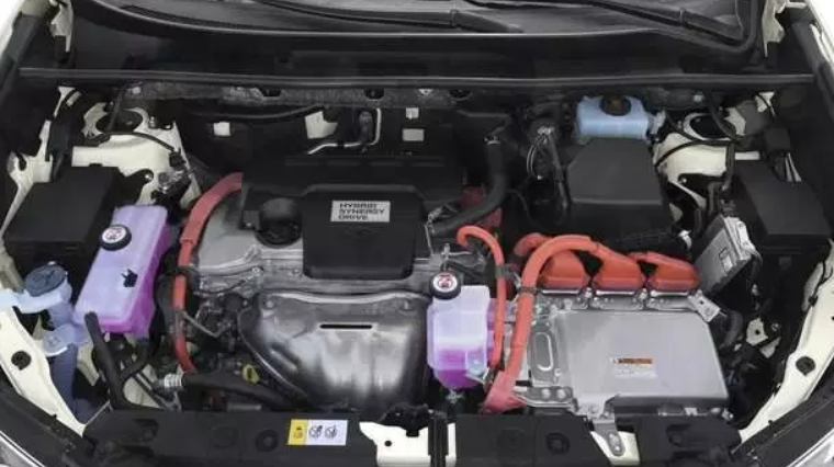 Toyota Rav4 2019 Engine