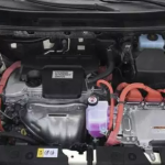 2019 Toyota Tacoma Engine