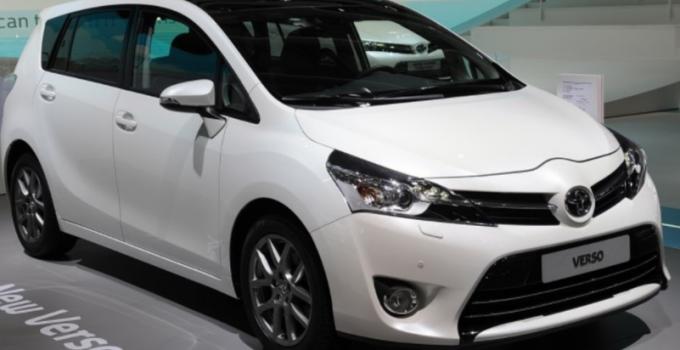 Toyota Verso 2020