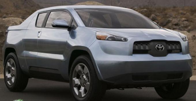 Toyota Vigo 2020