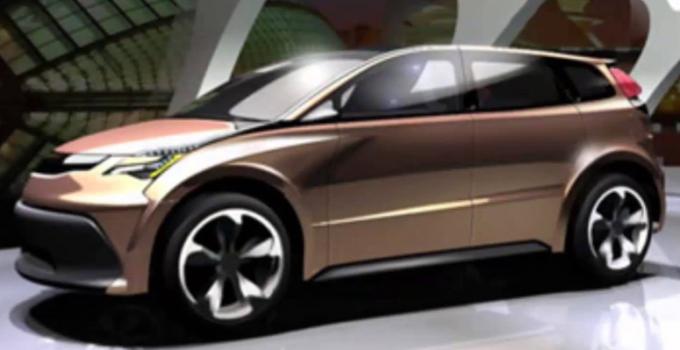 Toyota Wish 2020