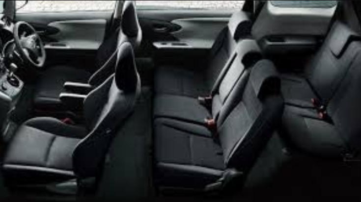 Toyota Wish 2020 Interior