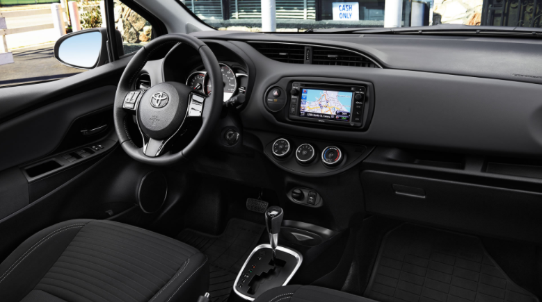 Toyota Yaris 2021 Interior