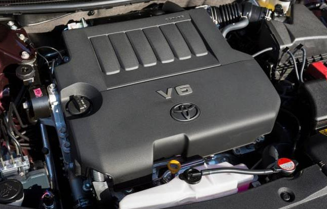 2019 Toyota Avalon Hybrid Engine