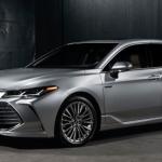 2019 Toyota Avalon Hybrid Exterior
