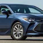 2019 Toyota Avalon Limited Exterior