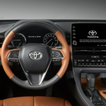 2019 Toyota Avalon Limited Interior