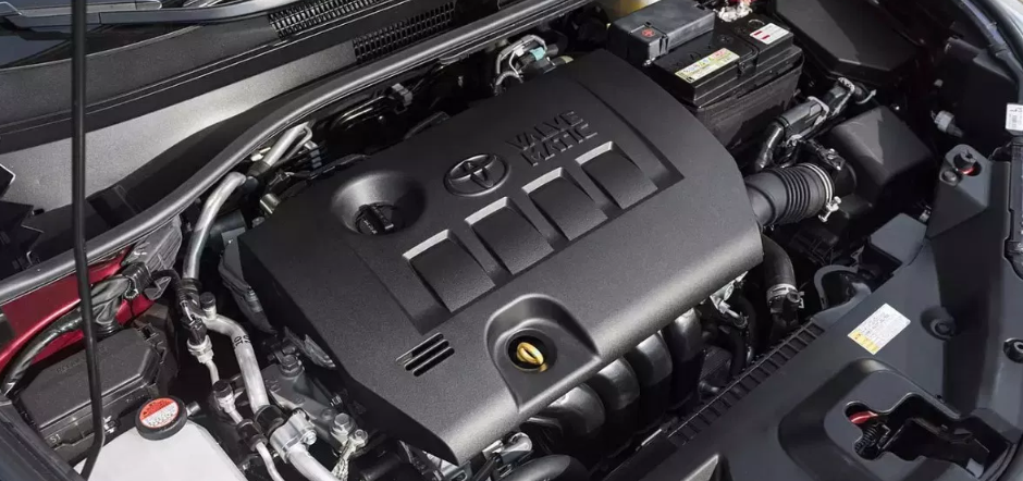 2019 Toyota C-HR Engine