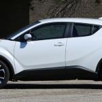 2019 Toyota C-HR Exterior