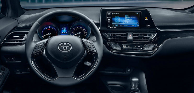 2019 Toyota C-HR Interior