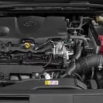 2019 Toyota Camry XSE Engine