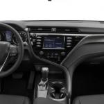 2019 Toyota Camry XSE Interior