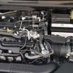 2019 Toyota Corolla Engine