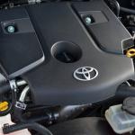 2019 Toyota Diesel Hilux Engine