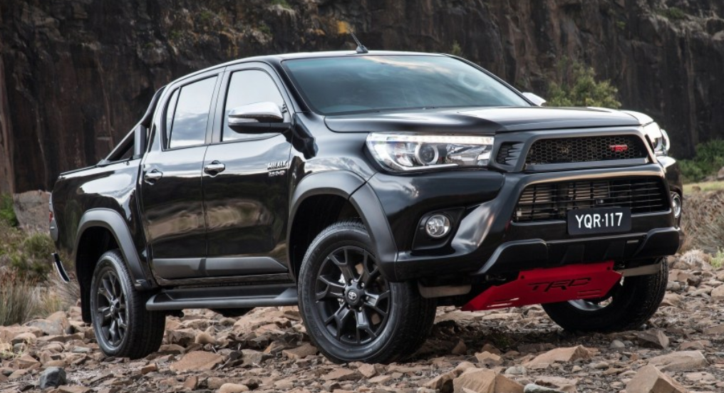 2021 Toyota Diesel Hilux