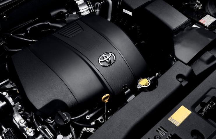 2021 Toyota Estima Engine