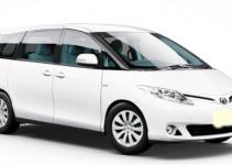 2019 Toyota Estima Exterior