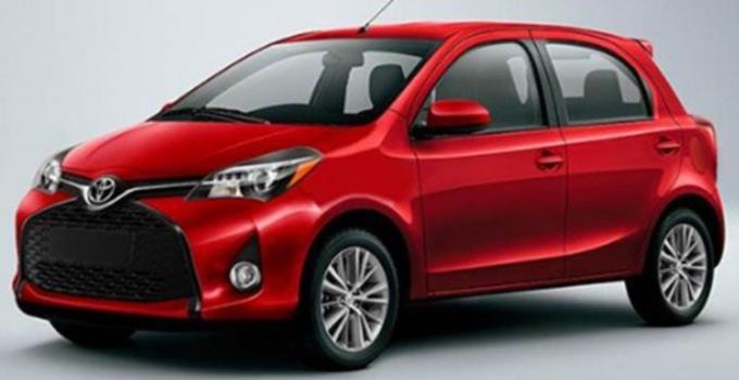 2019 Toyota Etios