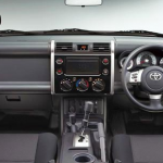 2019 Toyota Fj Cruiser Interior f