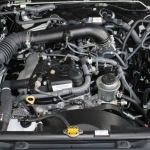 2019 Toyota Fortuner Engine