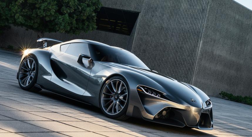 2019 Toyota Ft-1