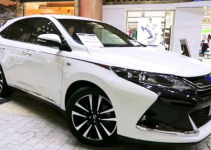 2019 Toyota Harrier