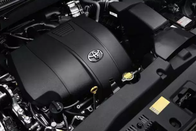 2021 Toyota Highlander Hybrid Engine