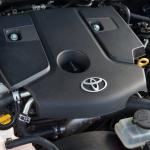 2019 Toyota Hilux Australia Engine