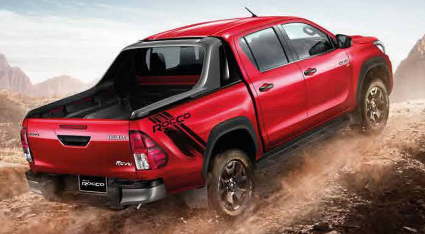 2019 Toyota Hilux Australia Exterior