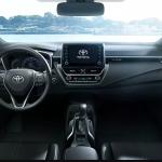 2019 Toyota Hilux Australia Interior