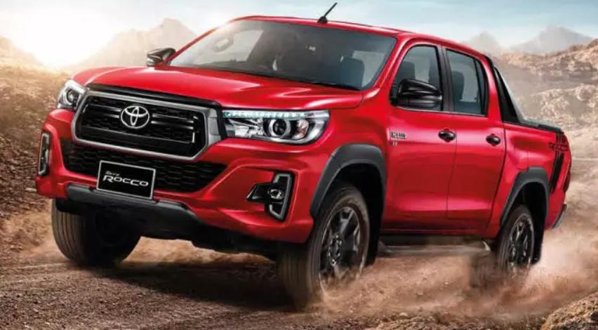 2019 Toyota Hilux Australia