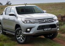 2019 Toyota Hilux USA