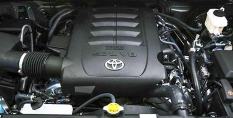 2019 Toyota Hilux USA Engine