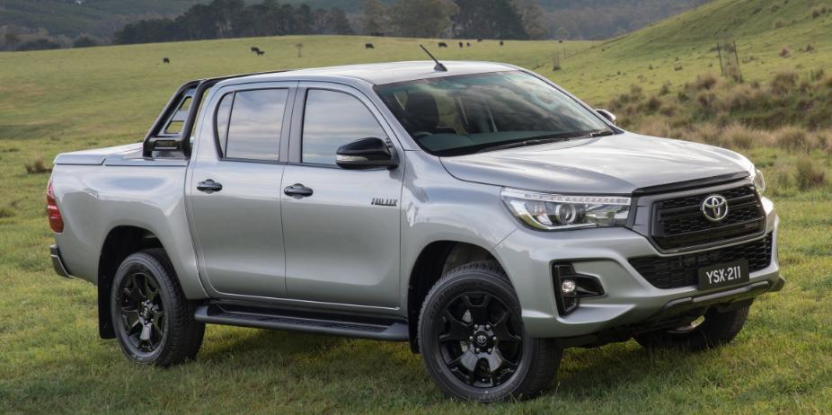 2019 Toyota Hilux USA Exterior
