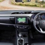 2019 Toyota Hilux USA Interior